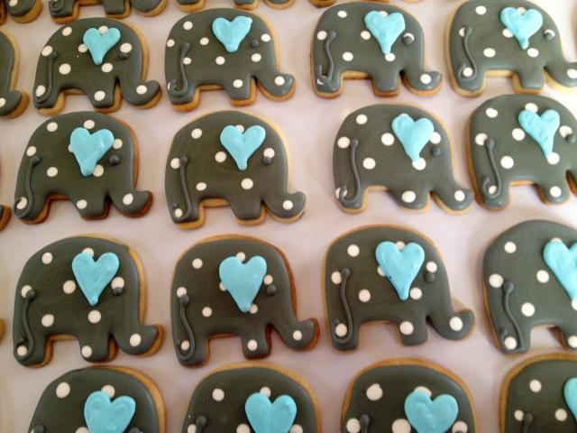 Elephants for William